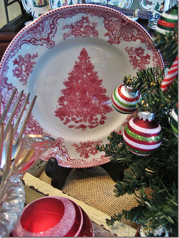CONFESSIONS OF A PLATE ADDICT Rustic Christmas Centerpiece
