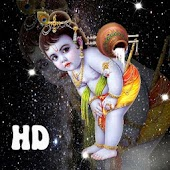 Krishna HD Live Wallpaper