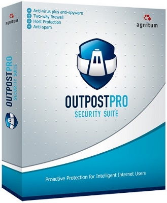 Outpost Security Suite Pro v9.1.4652 Full