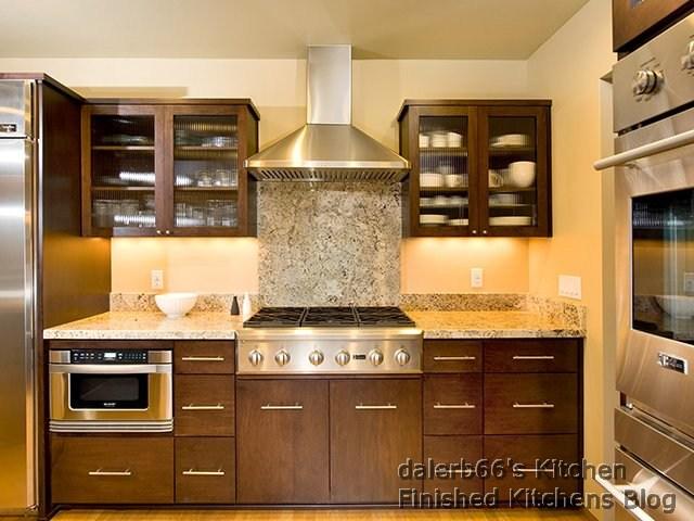 under cabinet microwave kitchen lighting 008