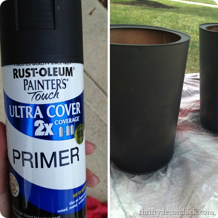 priming metal spray paint
