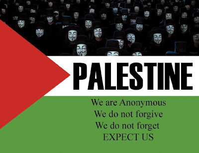 Op Israel Free Gaza - Palestine - Anonymous hacked 9000 Israeli Websites