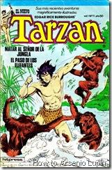 P00011 - El Nuevo Tarzan #11