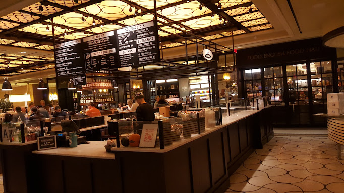 The Plaza Food Hall USA New York Restaurant Review Zagat