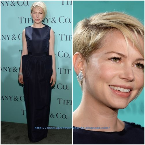 Michelle-Williams-Tiffany Co Celebrates Blue Book Ball (3)