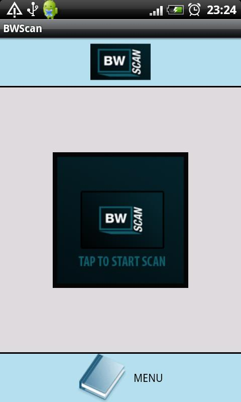 QR Code Reader / Scanner - screenshot