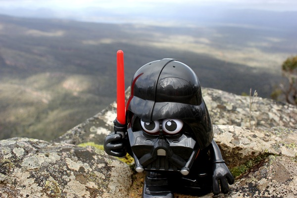 Grampians meets Darth Tater