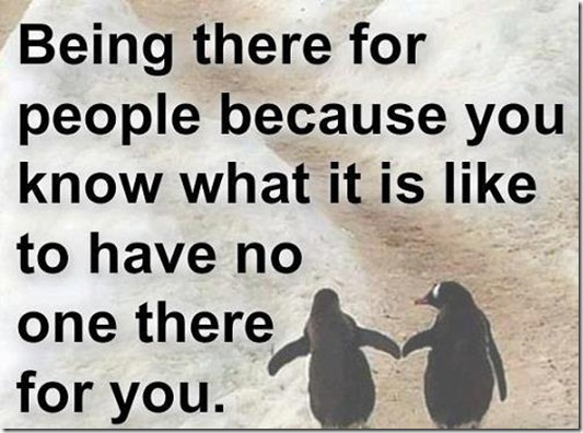 Being There For Someone Quotes. QuotesGram