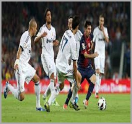 messi vs madrid