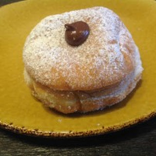 David Rocco's Italian Nutella-Filled Bomboloni