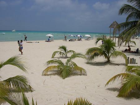 Plaje Filipine: Isla Mujeres