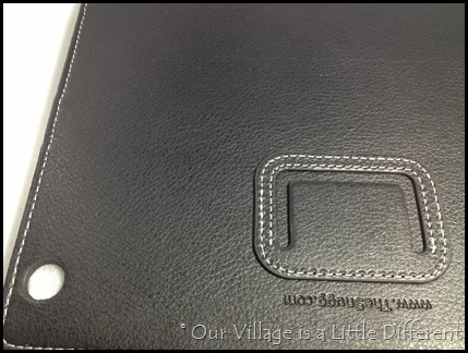 Snugg Leather Case For iPad