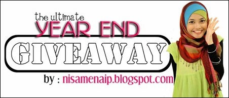 The Ultimate Year End Giveaway by Nisa Kay