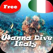 Dive Sites Italy Free