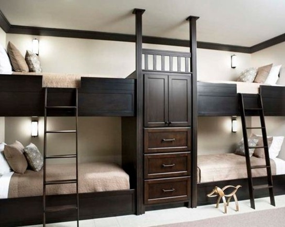 HOMEAHOLIC: Totally Awesome Bunk Beds