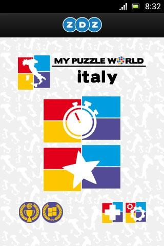 Italy Puzzle – MPW