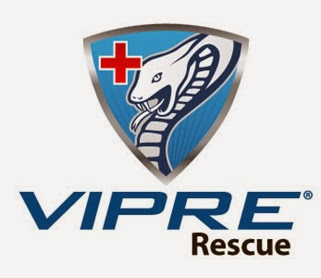 VIPRE PC Rescue Logo