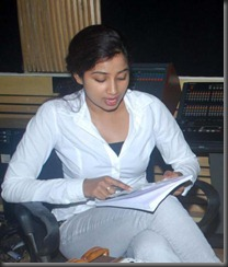 Shreya-Ghoshal new