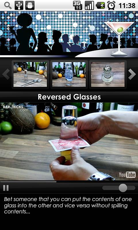Bar Tricks - screenshot
