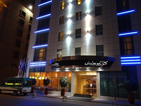Akas Inn Apart-Hotel Duba