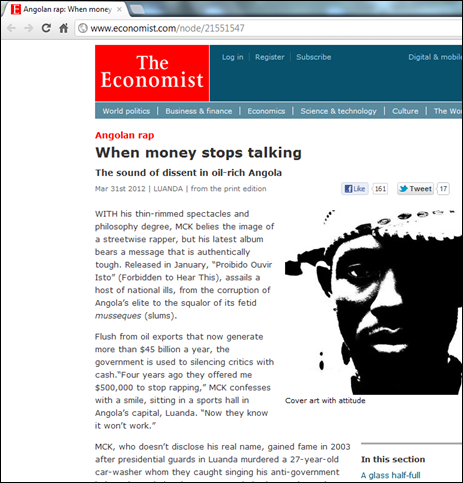 MCK No The Economist