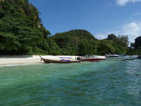 Imagini Thailanda: plaja Hong