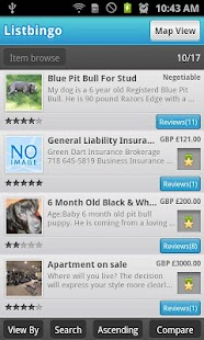 Listbingo Classifieds - screenshot thumbnail