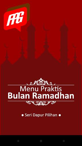 Menu Praktis Bulan Ramadhan