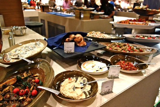 Jin Loves To Eat Fresh At Solaire