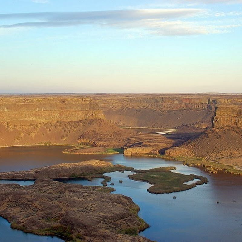 Dry Falls: The Largest Waterfall That No Longer Exist