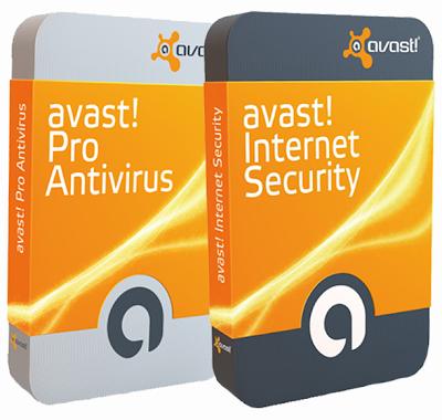 Avast! Internet Security+Avast! Premier Version8.0.1492.324 Final Español Proteccion Total