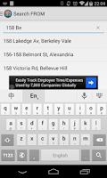 Screenshot of Go! Sydney