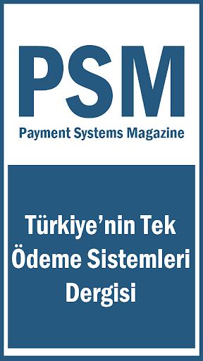 PSM Ödeme Sistemleri Dergisi