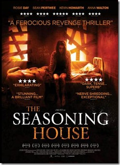 The Seasoning House Int Poster