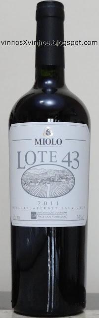 Miolo lote 43