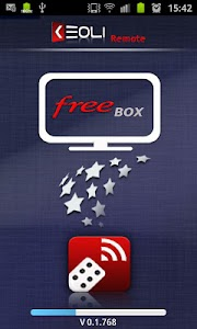 Keoli Remote FreeBox screenshot 0