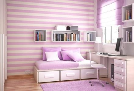 pintura-en-paredes-decoracion-color-violeta