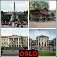 OSLO- Whats The Word Answers