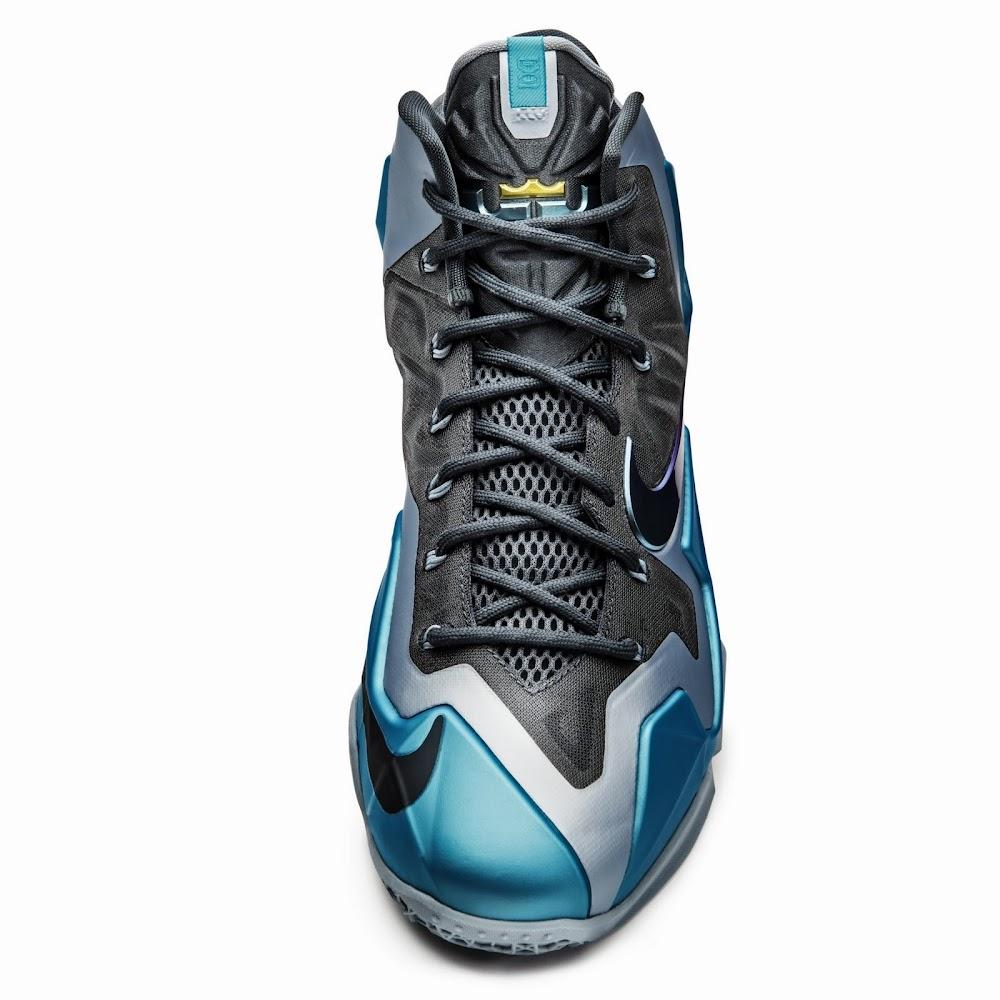 buy online 1edca dc134 ... Nike Unveils LEBRON 11 Gamma Blue Confirms 1116 Launch ...