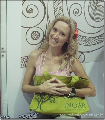 Beauty Fair 2012 INOAR