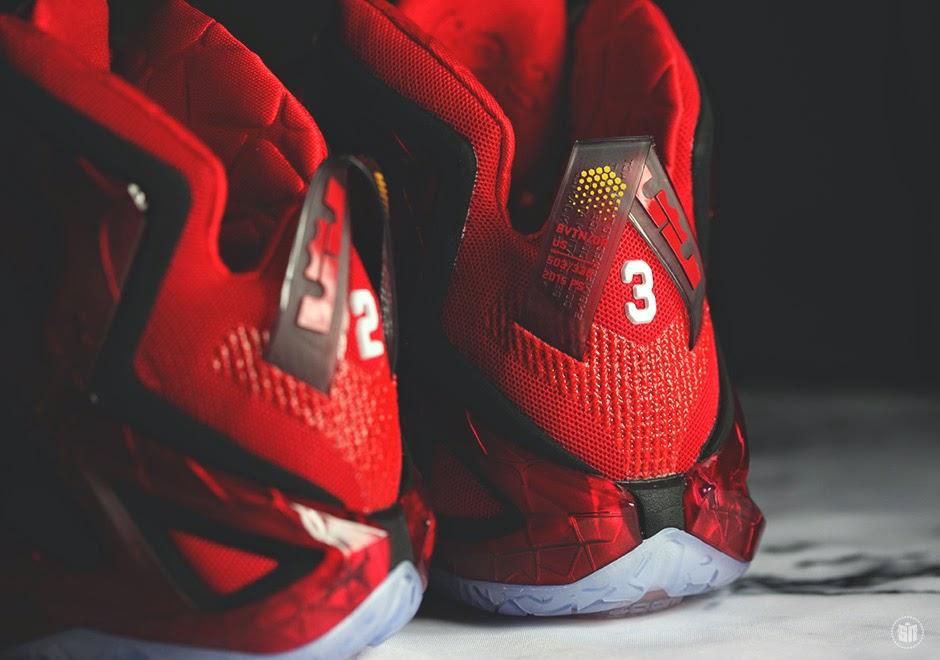 506bce8195e8 A High Definition Look at Nike LeBron 12 Elite 8220Ignite8221 .