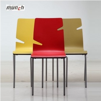 Munch Cafe Chair Design by  Rahul Deshpande
