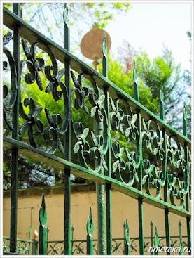 Копье на Могиле Юши. Бейкос. Стамбул. www.timeteka.ru