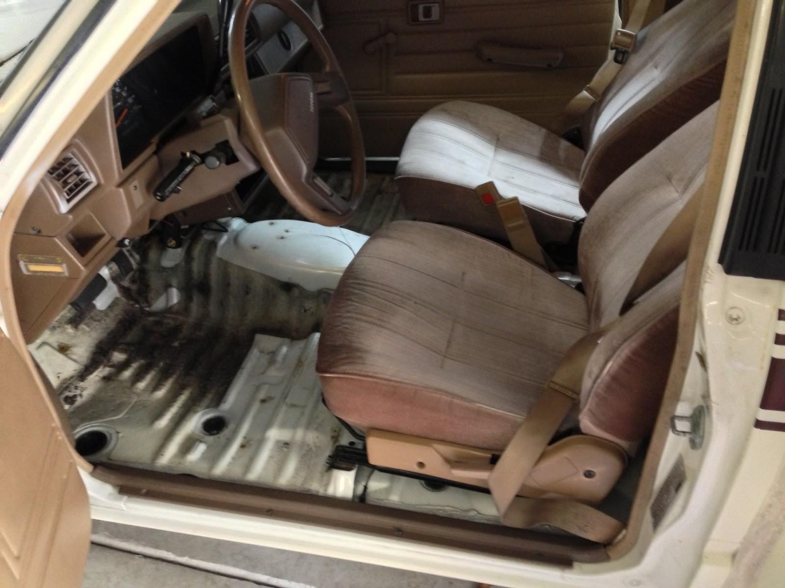 Seventh 1987 Toyota Truck Carpet Dynamat Install Days Of Fuel Filter Exploration