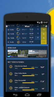bergfex/Weather App – Forcast Radar Rain & Webcams 3