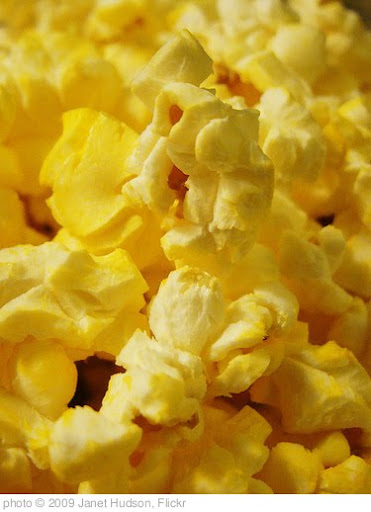 'Popcorn' photo (c) 2009, Janet Hudson - license: http://creativecommons.org/licenses/by/2.0/
