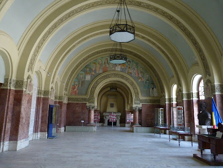 Cladiri cu semnificatie istorica Romania: Sala Unirii Alba Iulia
