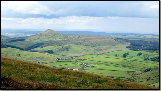 Shutlingsloe, from Shining Tor
