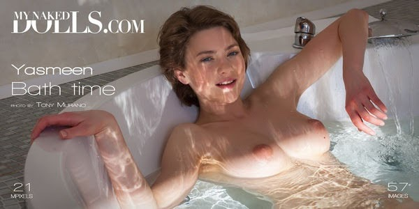 [MyNakedDolls] Yasmeen - Bath Time - Girlsdelta