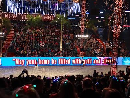 Parada Anul Nou Chinezesc: Urare chinezeasca de Anul Nou